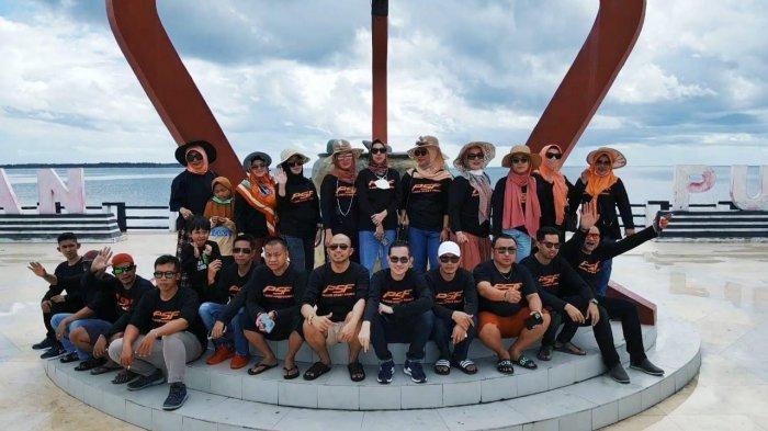 Pajero Sport Family Kampanye Protokol Kesehatan Hingga Selayar