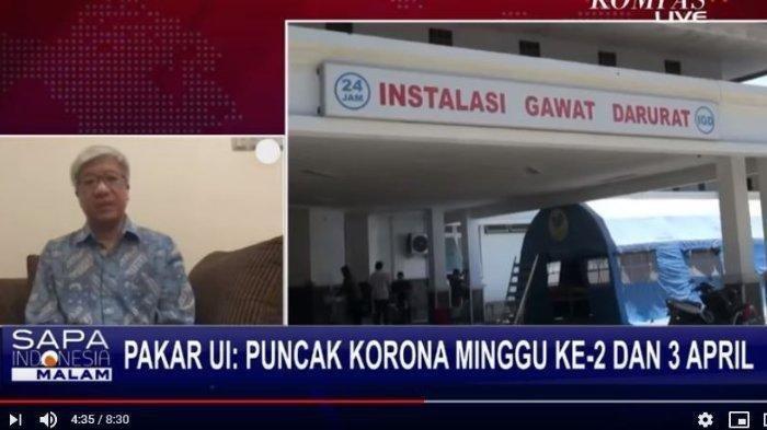 Hitung-hitungan Pakar Jika Jokowi Intervensi Larang Warga Mudik, Covid-19 Bisa Berakhir Usai Lebaran