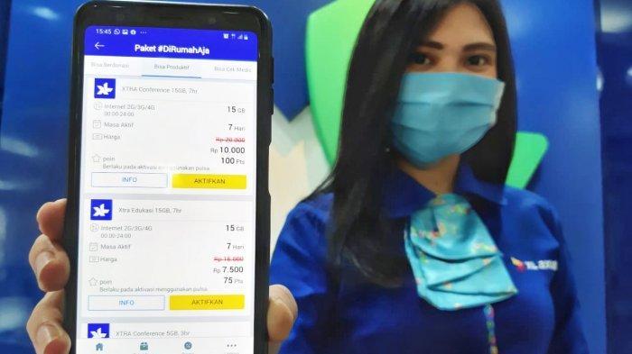 XL Axiata Hadirkan Paket Internet untuk Keluarga, Harga Mulai Rp 55 Ribu Dapat 28 GB untuk 2 Orang