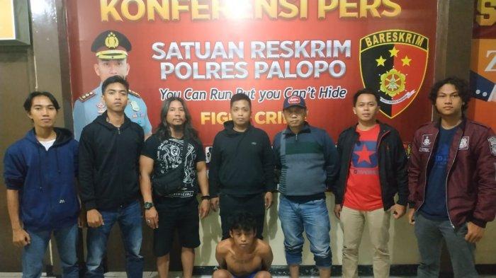 Jambret Ponsel di Palopo, Buruh Bangunan Warga Luwu Diringkus Polisi, Mengaku Biaya Hidup Tak Cukup