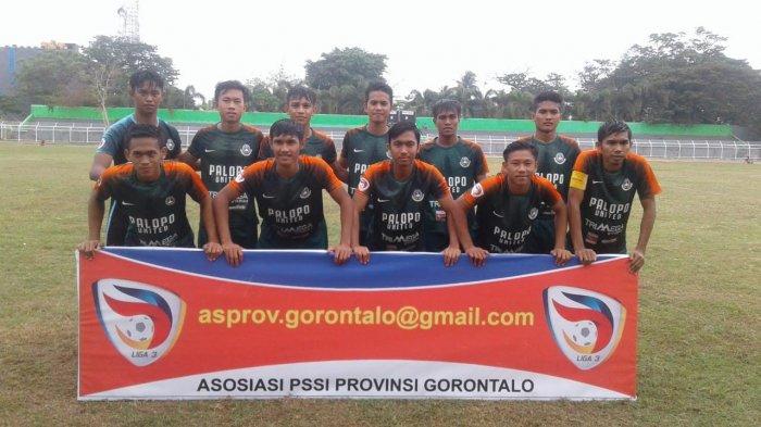 Naik Bus ke Gorontalo, Palopo United Kalah 2-5