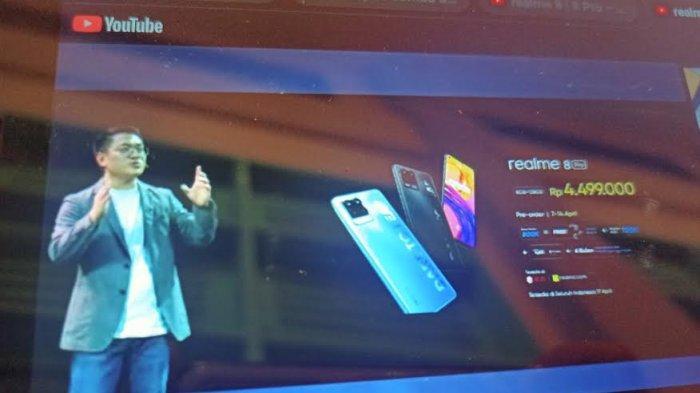 Realme 8 dan 8 Pro Diluncurkan, Intip Keunggulan dan Fitur