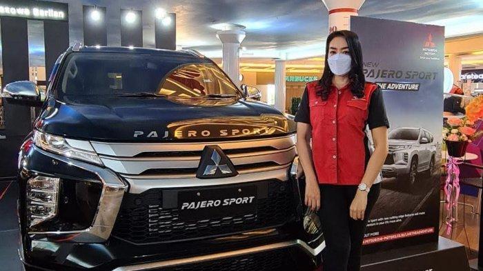 New Pajero Sport Mejeng di TSM Makassar