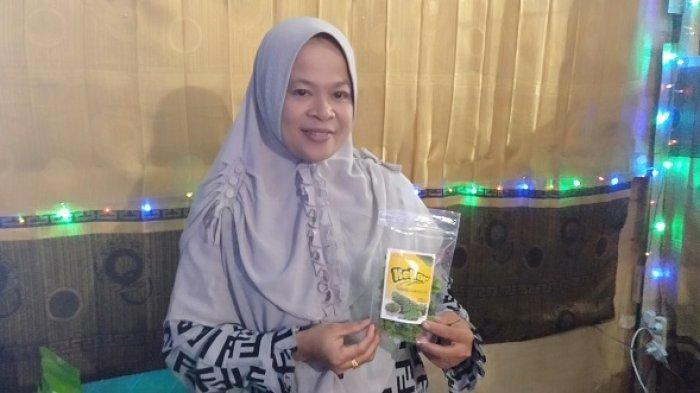 Gantarangkeke Perkenalkan Kripik Daun Kelor dan Kelapa di Bantaeng Festival Day,