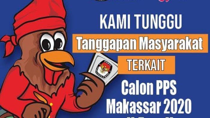 Anda Ingin Masukkan Tanggapan Rekrutmen PPS di Makassar? Kirim ke Email Ini