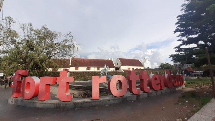 Panduan Transportasi Umum Jika Ingin Wisata ke Fort Rotterdam Makassar, Damri hingga Petepete