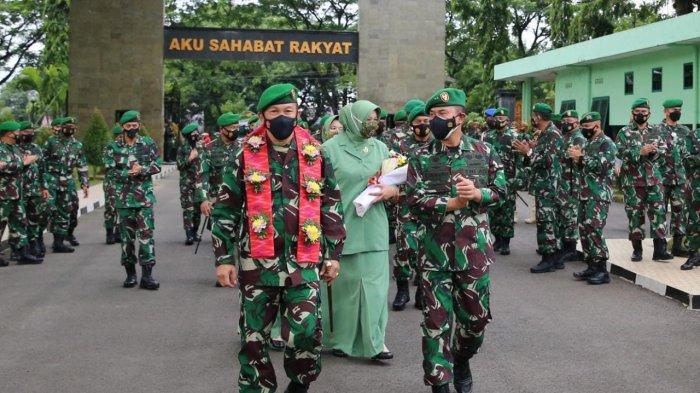 Selamat datang di Makassar Pangdam Baru XIV Hasanuddin Mayjen TNI M Syafei Kasno