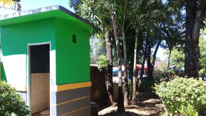Joroknya Fasilitas Toilet Umum di Jembatan Baru Pangkajene Pangkep