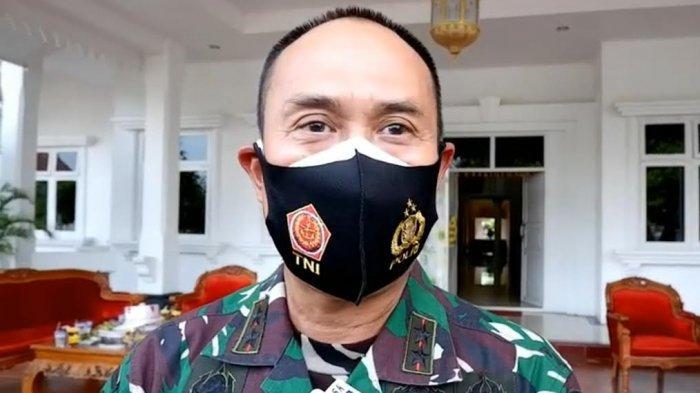 Panglima Kodam XIV Hasanuddin, Mayjen TNI, Andi Sumangerukka mutasi ke Mabes TNI AD dalam rangka pensiun