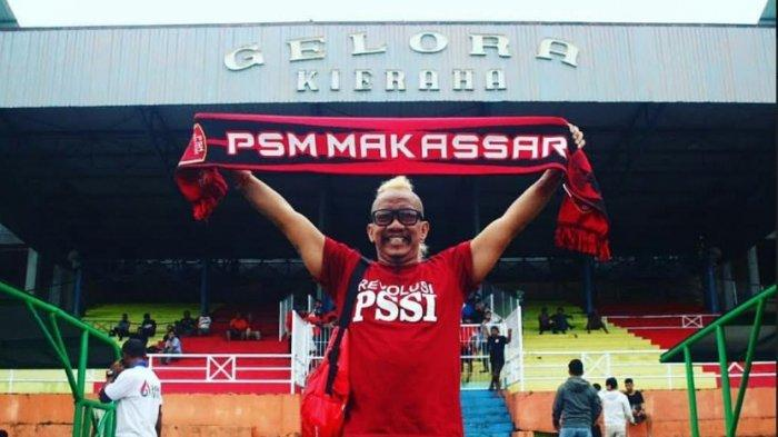 Kelompok Suporter PSM Dukung Penuh Manajamen, Panglima LAJ Daeng Uki: Ayo Duduk Bersama