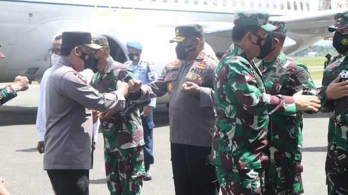 Kabar Buruk KKB, Jenderal Listyo Sigit Prabowo dan Marsekal Hadi Tjahjanto Turun Langsung ke Papua
