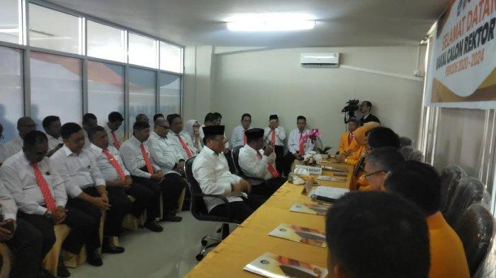 Prof Husain Syam Terharu Setelah Guru Besar Teknik UNM Berdoa
