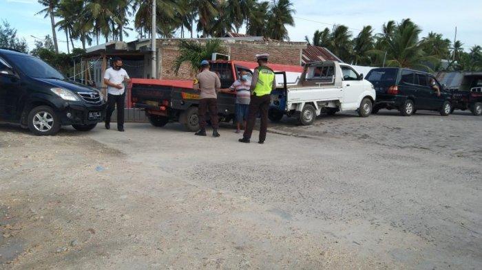 Bikin Macet, Polisi Amankan Pengecer BBM yang Bolak Balik Masuk APMS di Selayar
