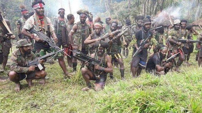 Terungkap Kawasan Segitiga Hitam, Lokasi Markas KKB Papua Dicari TNI-Polri, Ada di Tengah Pegunungan