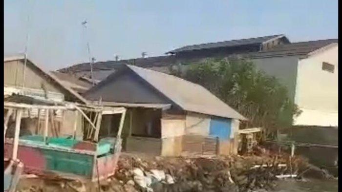 Abrasi Ancam Pemukiman Warga Galesong Takalar