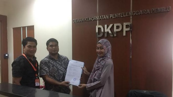 Untuk Kali Kedua, Panwaslu Makassar Kembali Dilaporkan ke DKPP