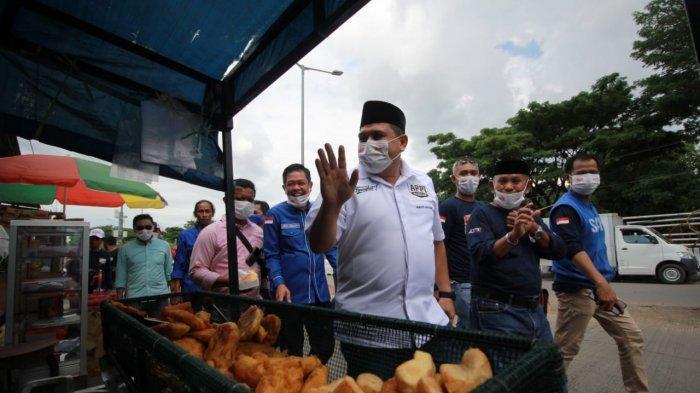 Program Pemberdayaan UMKM Appi-Rahman Jadi Magnet, Pedagang Sudiang: Inimi Calon yang Peduli UMKM