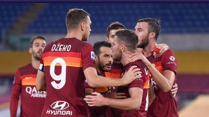 LINK Live Streaming TV Online AS Roma vs Torino di Liga Italia, Giallorossi jadi Ancaman Juventus