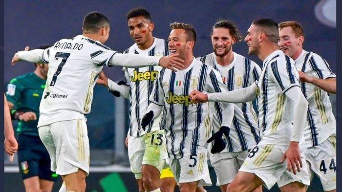 HASIL COPPA ITALIA: Juventus Singkirkan Inter Milan, Peluang Pirlo Ukir Sejarah Bersama Bianconeri