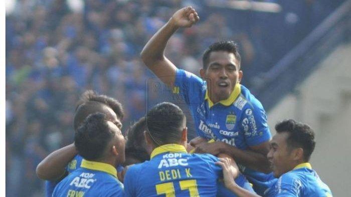 Jelang Liga 1 2020,  7 Pemain Dirumorkan Gabung ke Persib Bandung