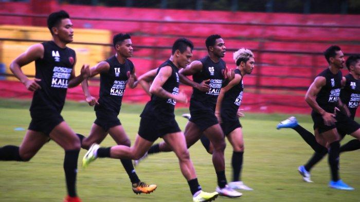 Simak 6 Fakta Latihan Jelang Laga PSM vs Lalenok United di Kualifikasi AFC Cup 2020, Bojan Fokus Ini