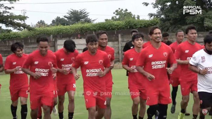 Nama-nama 24 Pemain PSM Makassar Bertarung di Piala Menpora, Ada Ronaldo Laga Perdana vs Persija