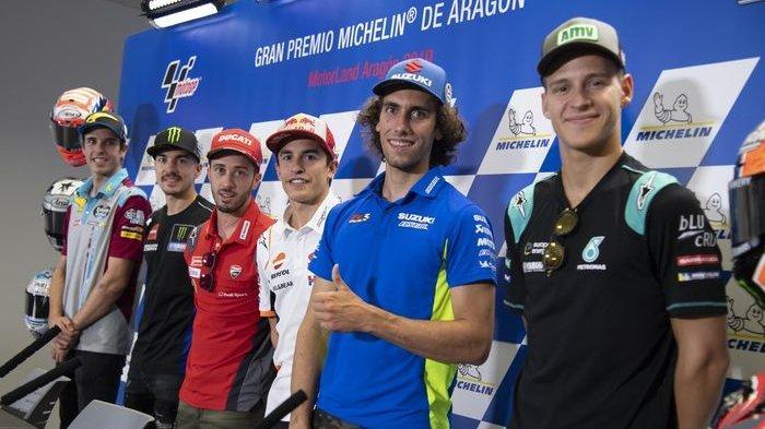 Ini Jadwal Terbaru MotoGP 2020