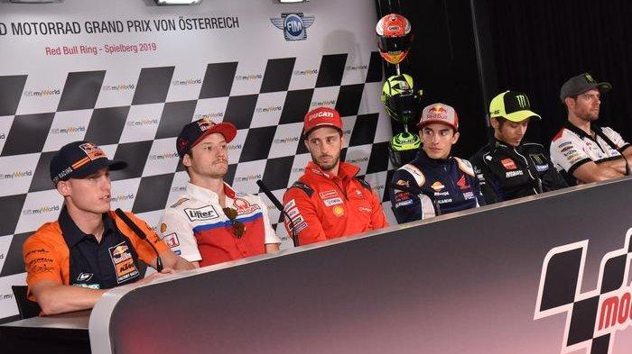 Terbaru Aleix Espargaro, Berikut 8 Pembalap Pastikan Tempat pada MotoGP 2021, Ada Valentino Rossi?