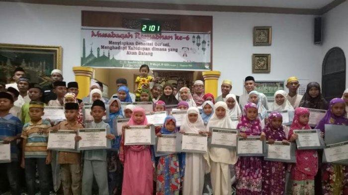 Musabaqah Ramadan ke-6 Bontokassi Takalar Ditutup, Ini Pemenangnya