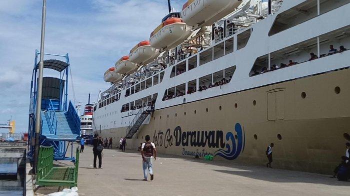 Arus Balik Segini Harga Tiket Kapal Pelni Rute Parepare Balikpapan Tribun Timur