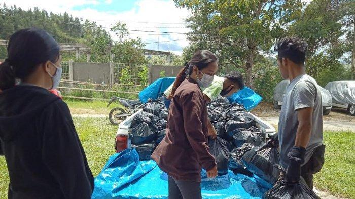 Bentuk Peduli, Paroki Santo Petrus Bantu Korban Gempa Majene di Mamasa