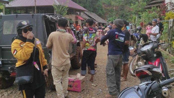 Hanura Palopo Salurkan Bantuan ke Korban Longsor dan Banjir di Luwu
