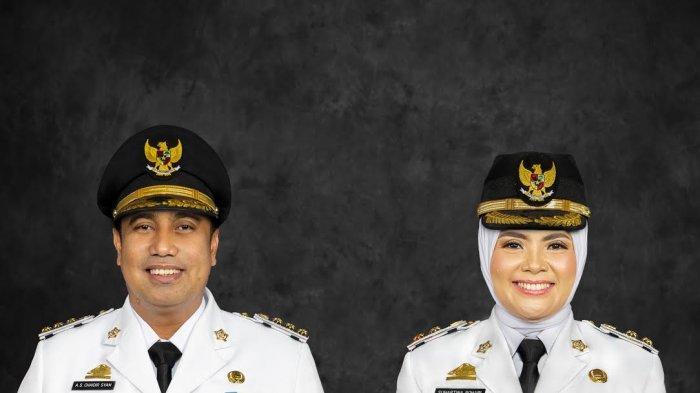 Begini Kesiapan Chaidir - Suhartina Jelang Pelantikan