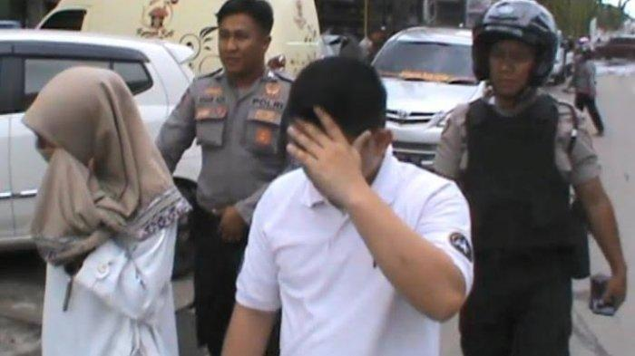 Resmi Tersangka, ini Ancaman Hukuman untuk Pasangan dalam Mobil Bergoyang di Jl Tun Abdul Razak Gowa