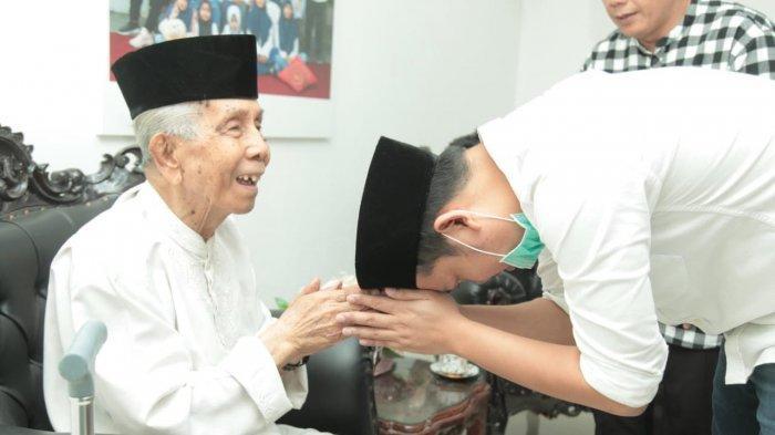 BREAKING NEWS: INNALILLAHI, AGH Sanusi Baco Meninggal, Ketua MUI Sulsel Wafat di RS Makassar