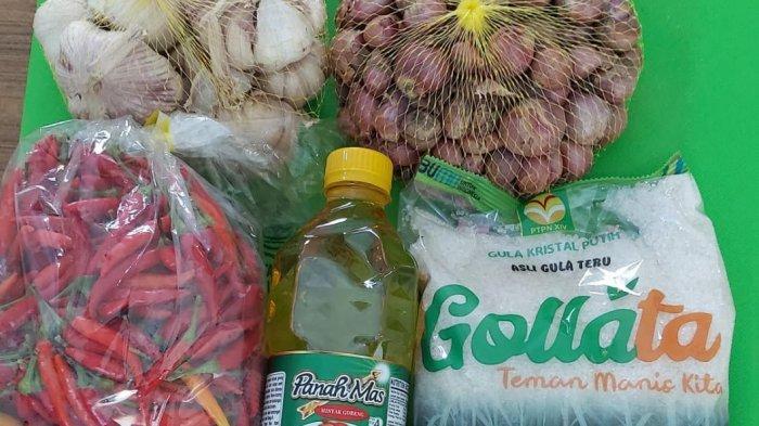 Jangan Sampai Ketinggalan! Paket Pangan Komplit Murah Mulai Rp 25 Ribu di Pasar Murah TTIC Makassar