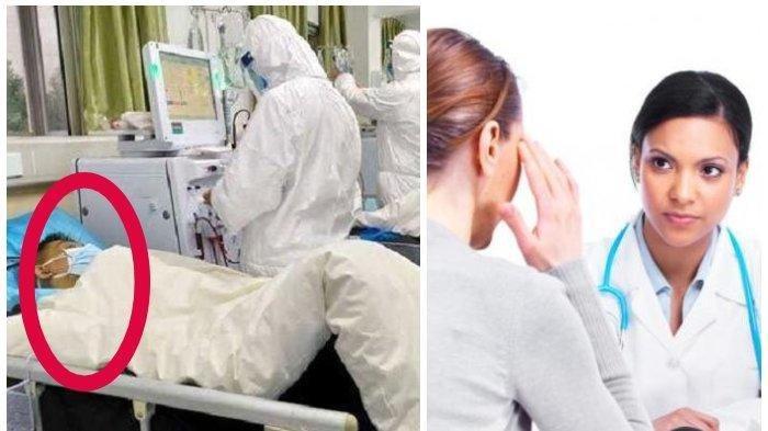 Pengakuan Pasien Corona Bikin Heboh, Tertular Covid-19 Setelah Pegang Pulpen dan Kucek Mata
