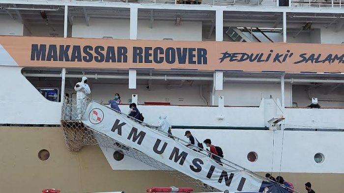Danny Pomanto Agendakan Pembubaran KM Umsini di Pelabuhan Soekarno-Hatta