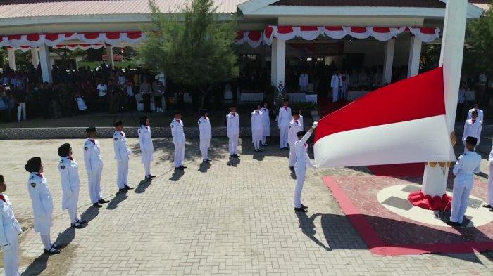 Nasib Paskibraka di Jeneponto Belum Nikmati Honor, Padahal Sukses Kibarkan Bendera Merah Putih