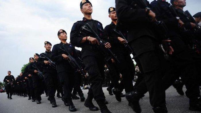 Polda Kirim 2 Pleton Brimob ke Pegunungan Bintang, Kapolda: Jangan Sampai Senjata Kalian Direbut