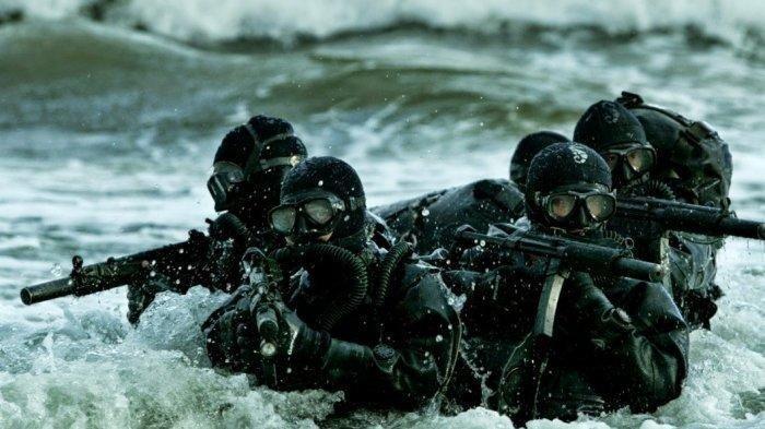 Beredar Informasi Pasukan Siluman Marinir TNI AL Denjaka Setara 12 Orang Mulai Beroperasi di Papua
