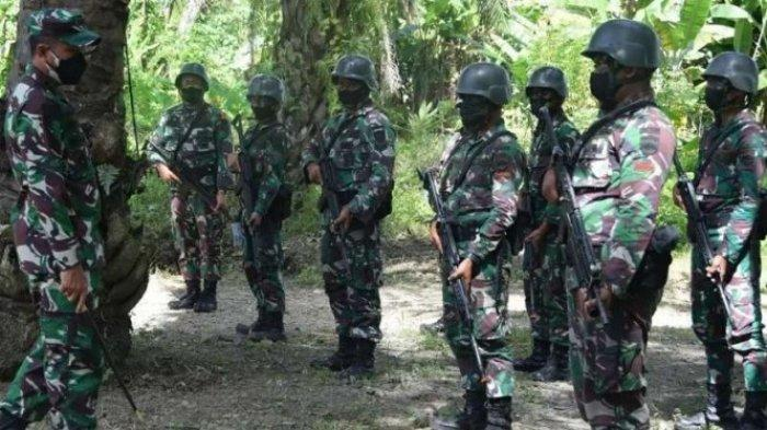 Misi Tumpas KKB, Pasukan Rajawali Segera Diterjunkan ke Tanah Papua