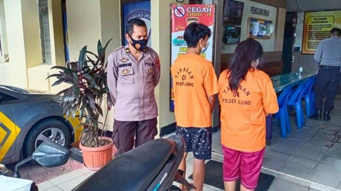 Curi Motor Tetangga, Pasutri di Parepare Ditangkap Polisi