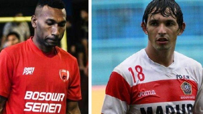 Bursa Transfer Liga 1 2021 - Patrich Wanggai Kepincut RANS Cilegon FC? Eks PSM Gabung Madura United