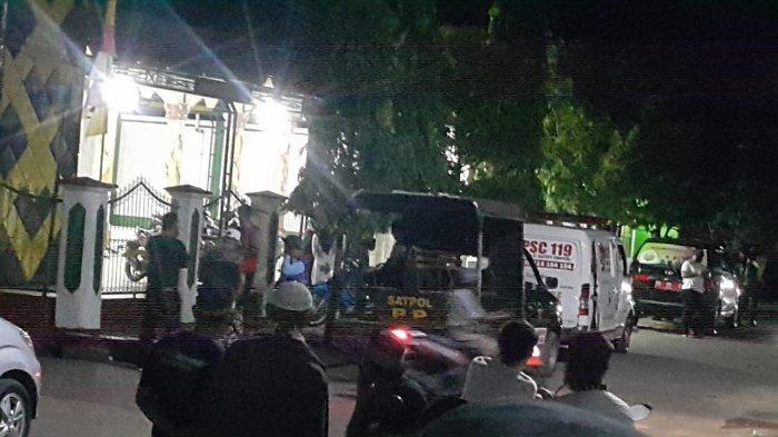 Korban Positif Corona Pangkep Bertambah, Satpol PP Patroli ke 20 Masjid yang Masih Gelar Tarwih