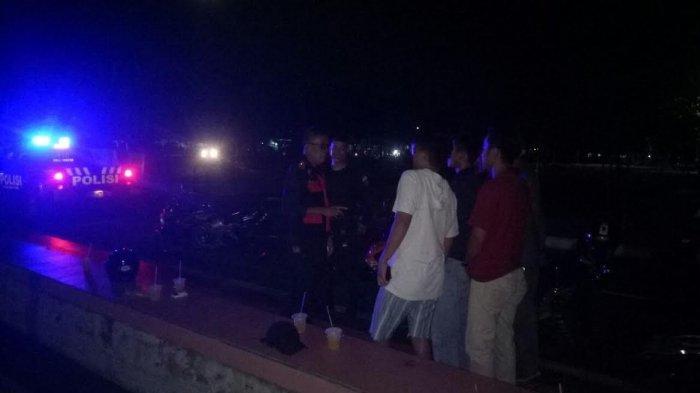 Jaga Keamanan Butta Toa, Sat Sabhara Polres Bantaeng Rutin Patroli Malam