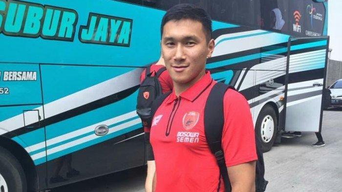 Bektur Talgat Uulu Sudah Gabung di Bekasi, Skuad PSM Makassar Lengkap
