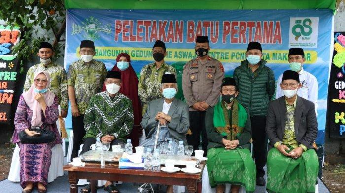 PCNU Makassar Segera Miliki Gedung Berlantai 4