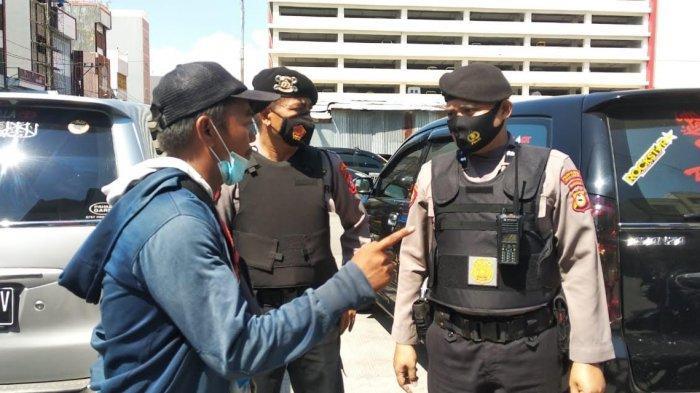 Polres Pelabuhan Makassar Amankan 10 Jukir Liar, Berikut Identitas dan Lokasi Parkir
