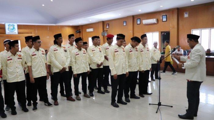 Pemuda Muhammadiyah Bulukumba Resmi Dilantik, Elly Oscar Tegaskan Nasionalisme